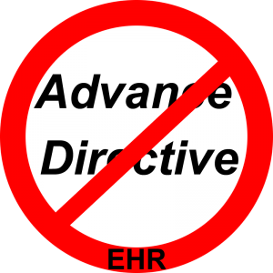 Advance Directives EHR