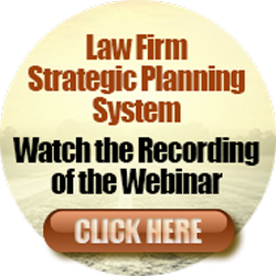 Law Firm Strategic Planning System Seal