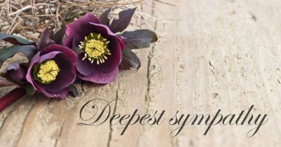 Tips for Writing a Condolence Card or Note