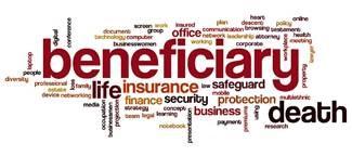 Beneficiary Designation, Death, Life Insurance